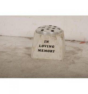 Graveside Flowerpot 110X135X135
