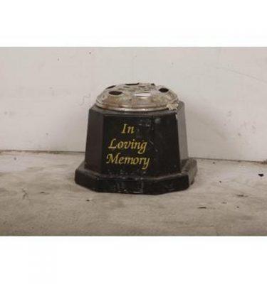 Graveside Flowerpot 150X175X175