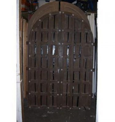 Doors Wood Arch Top