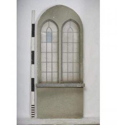 Church Window X2 2515X1035