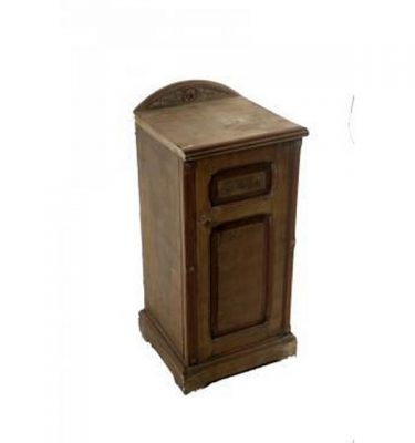 Oak Standing Cupboard 840X370X370