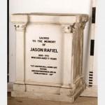 Tomb Jason Rafiel 1400X1090X1090