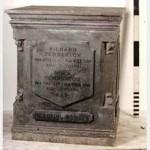 Mock Stone Plinth Richard Pemberton 1320X1135X1135