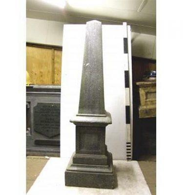 """Obelisk On Ped 84"""""""""""""""" X 24"""""""""""""""" X 24"""""""""""""""""""