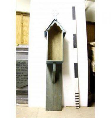 "Statue BoxWood 72"""""""" X 12""""""""Sq"