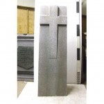 "Tomb Cross Relief 71"""""""" X 24"""""""" X 20"""""""""