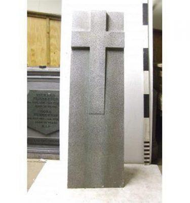 """Tomb Cross Relief 71"""""""""""""""" X 24"""""""""""""""" X 20"""""""""""""""""""