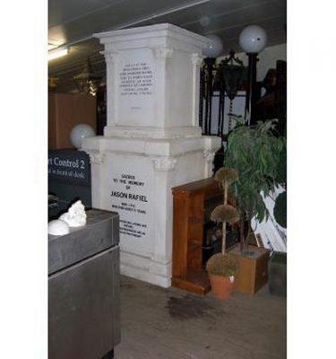 Memorial Double Tomb Greek