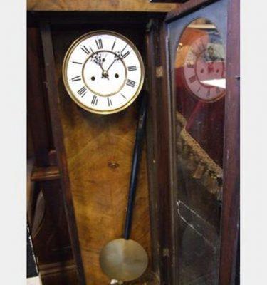 Small Standing Clock 1100X350X150