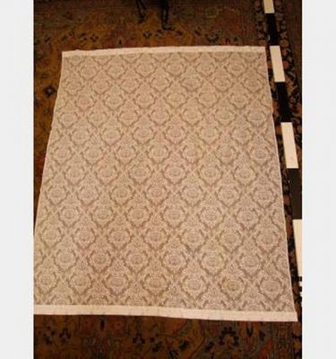 Lace Curtain Ivory 1450X1800Mm