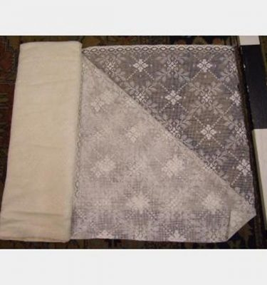Lacy Roll Ivory