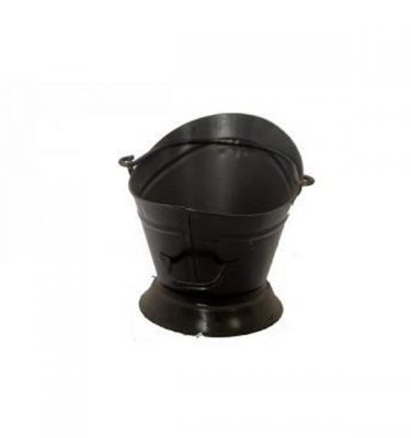 Coal Bucket Black                  345X320X400.