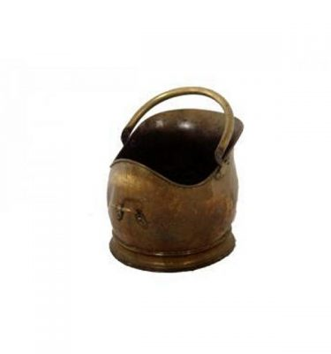 Copper Coal Bucket                350X340X260