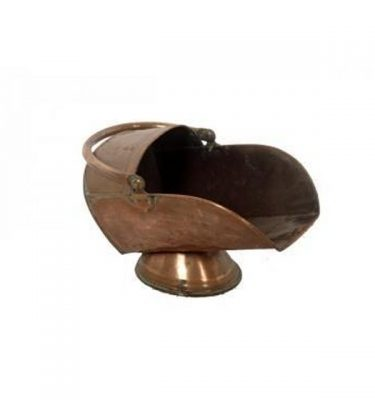 Copper Coal Scuttle                  280X460X280