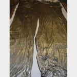 6400 X 5600Mm Drop Pair Gold Foil Scht
