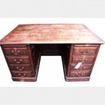 Pedestal 8 Draw Desk With Front Cover Panel 780X1400X900Mm