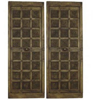 Morrocan Doors X 2
