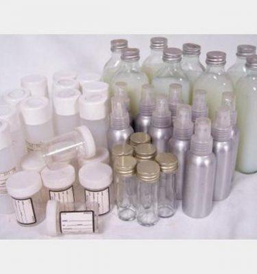 Specimen Jars  Assorted