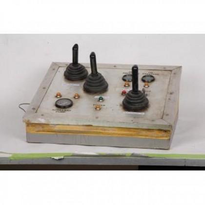 Switchgear Control Panel X3 Joystiicks 240X580X490
