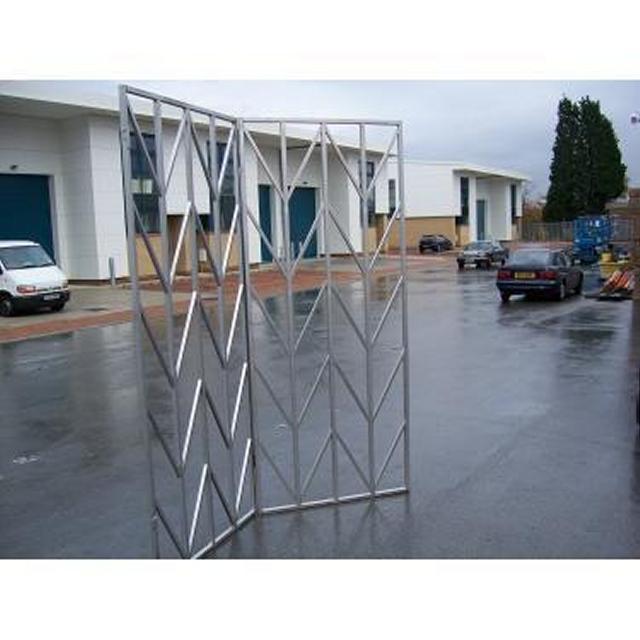 Fence Metal Folding Screen
