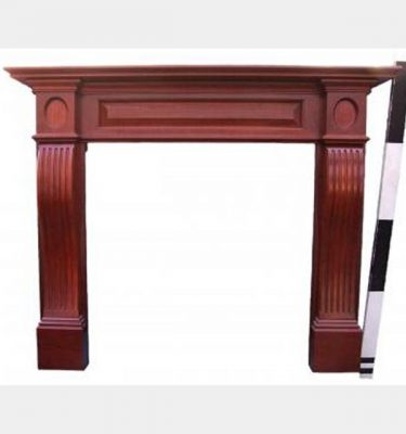 Mahogany Fire Surround 1170X1450Mm
