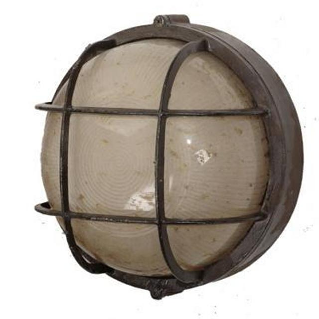 Industrial Light Fitting 260Dx135