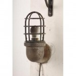 Wall Mounted Industrial Light Fitting 280X120X140