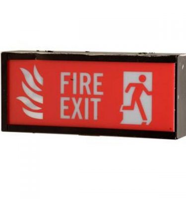 Emergency Exit Sign 190X40X120