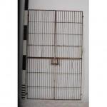 Pair Of Iron Gates 1860X560