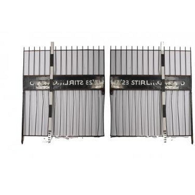Large Warehouse Gates X2  1940X2140 Per Gate