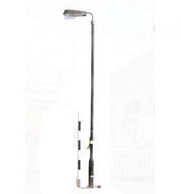 Modern Street Lamp X2