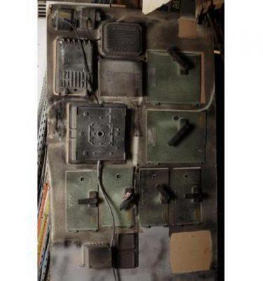 Mock Power Switch Flat 8'X4''