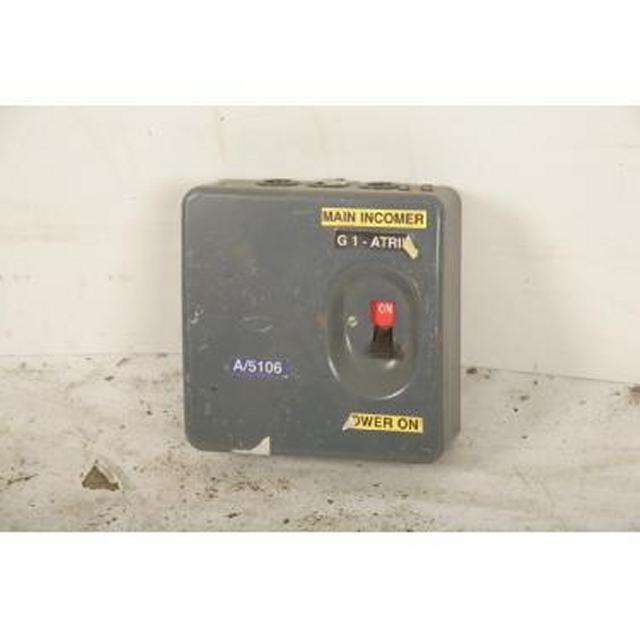 Switch Gear 175X165X60