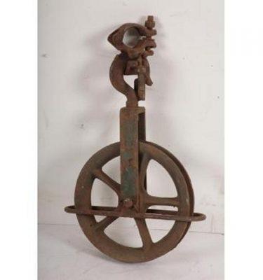 Pulley Wheel 530X310