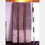 Idustrial Metal Doors X2  With Vertical Mesh Panels  1110X2440