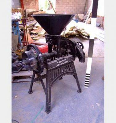 Grainer Cast Iron Belt Drive