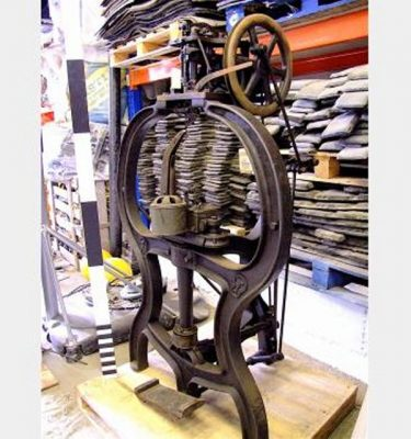 Large Industrial Leather Stitching Machine
