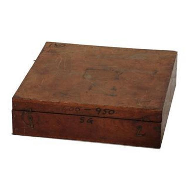 Wooden Tool Case 100X350X350