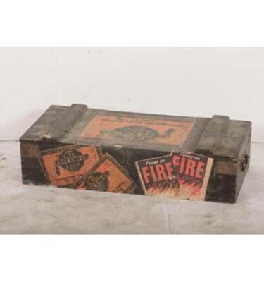 Wooden Box 170X740X345