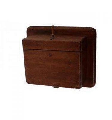 Victorian Mahogany Sistern 580X680X280