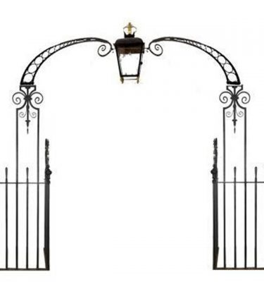 No 10 Ironwork Match [ More Railings Avaiable]