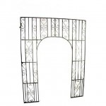 Metal Arch Gateway                                     2550X1970X25