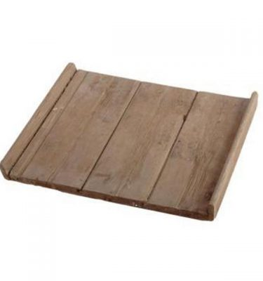 Wooden Draining Board 25X460X390