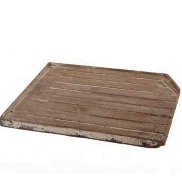 Wooden Draining Board 350X630X530