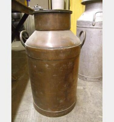 Copper Milk Urn 330X330X580