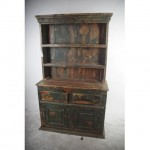 Distressed Wooden Dresser Painted                   1900X1115X440