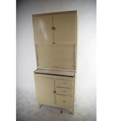 Home Kitchen Unit  Cream  Fitted                         1830X770X470