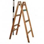 Wooden Decorators Ladder 1025