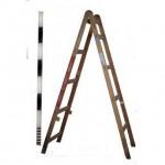 Wooden Decorators Ladderx5 2360