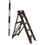 Wooden Step Ladder 1380
